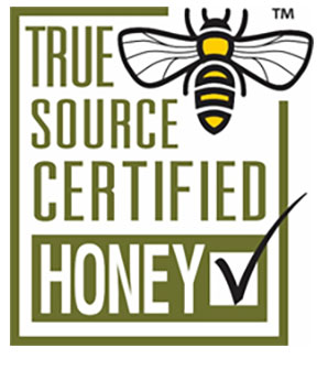 true source honey logo